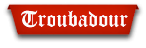 Troubadour LogoStandAlone